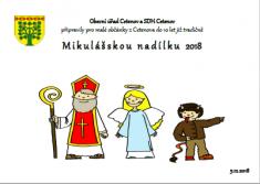 Mikulášská nadílka 2018